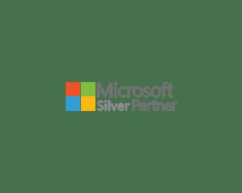 logotipo microsoft silver partner