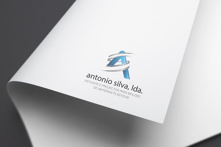 Identidade corporativa António Silva, LDA