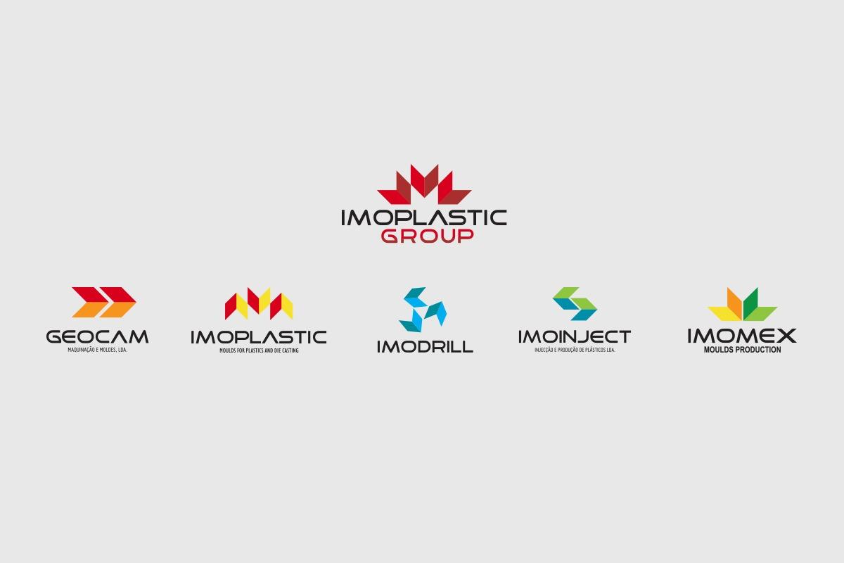 Identidade Corporativa do Grupo Imoplastic