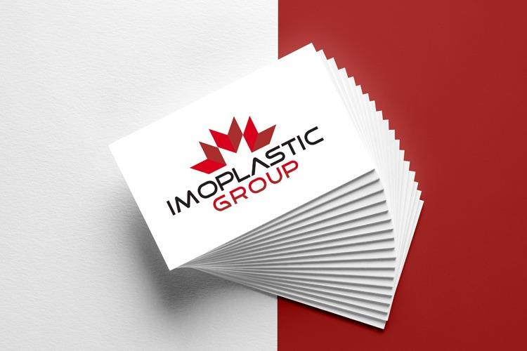 Cartão de Visita da Imoplastic Group