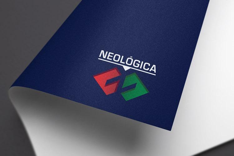 Identidade corporativa Neológica
