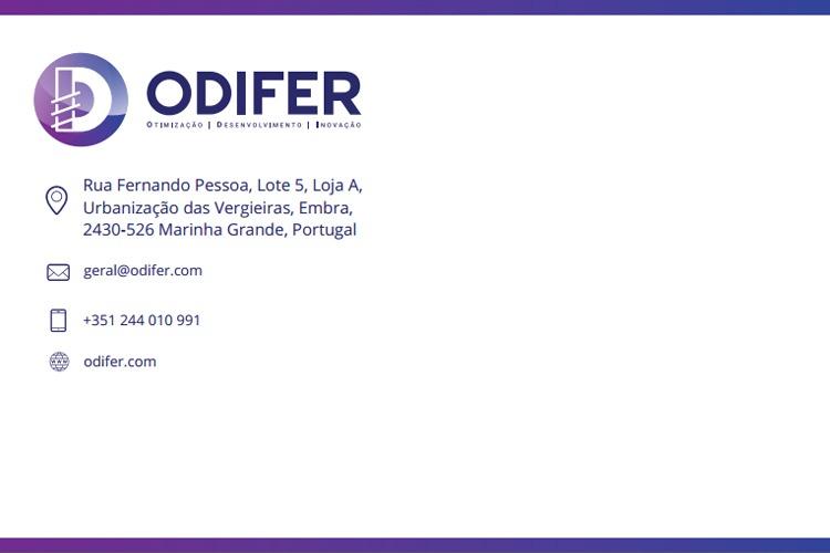 Cartão de Visita Odifer