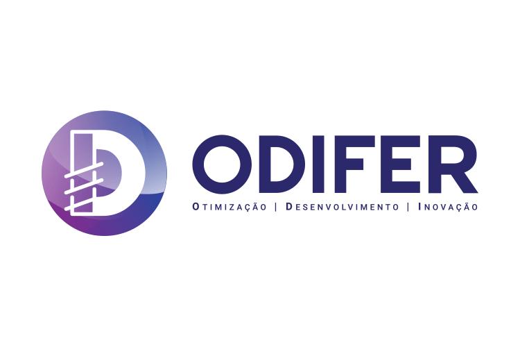 Identidade corporativa Odifer