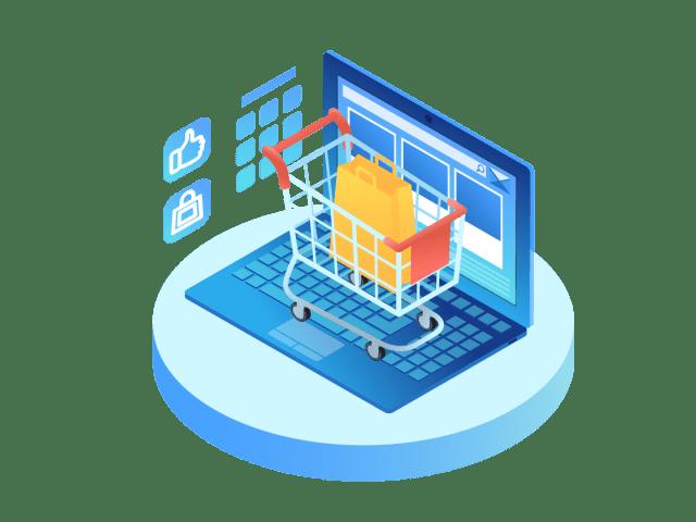 ecommerce vector