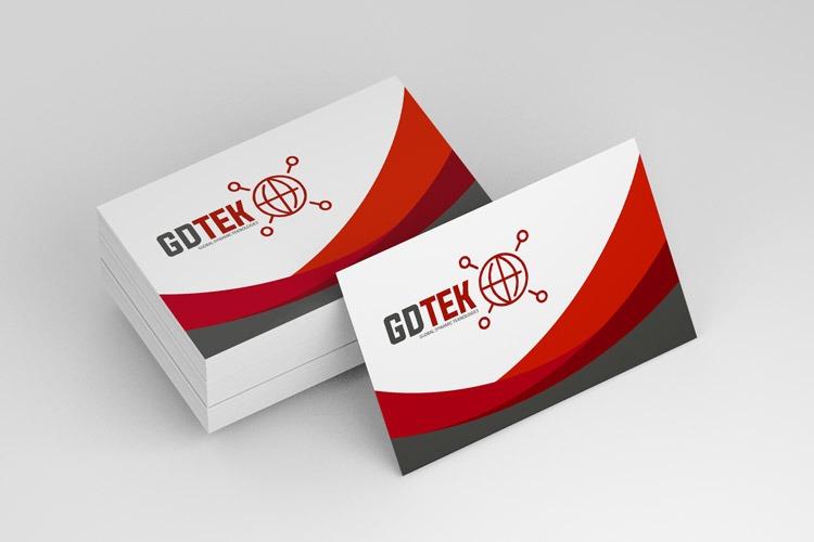 GDTEK - Cartão Visita